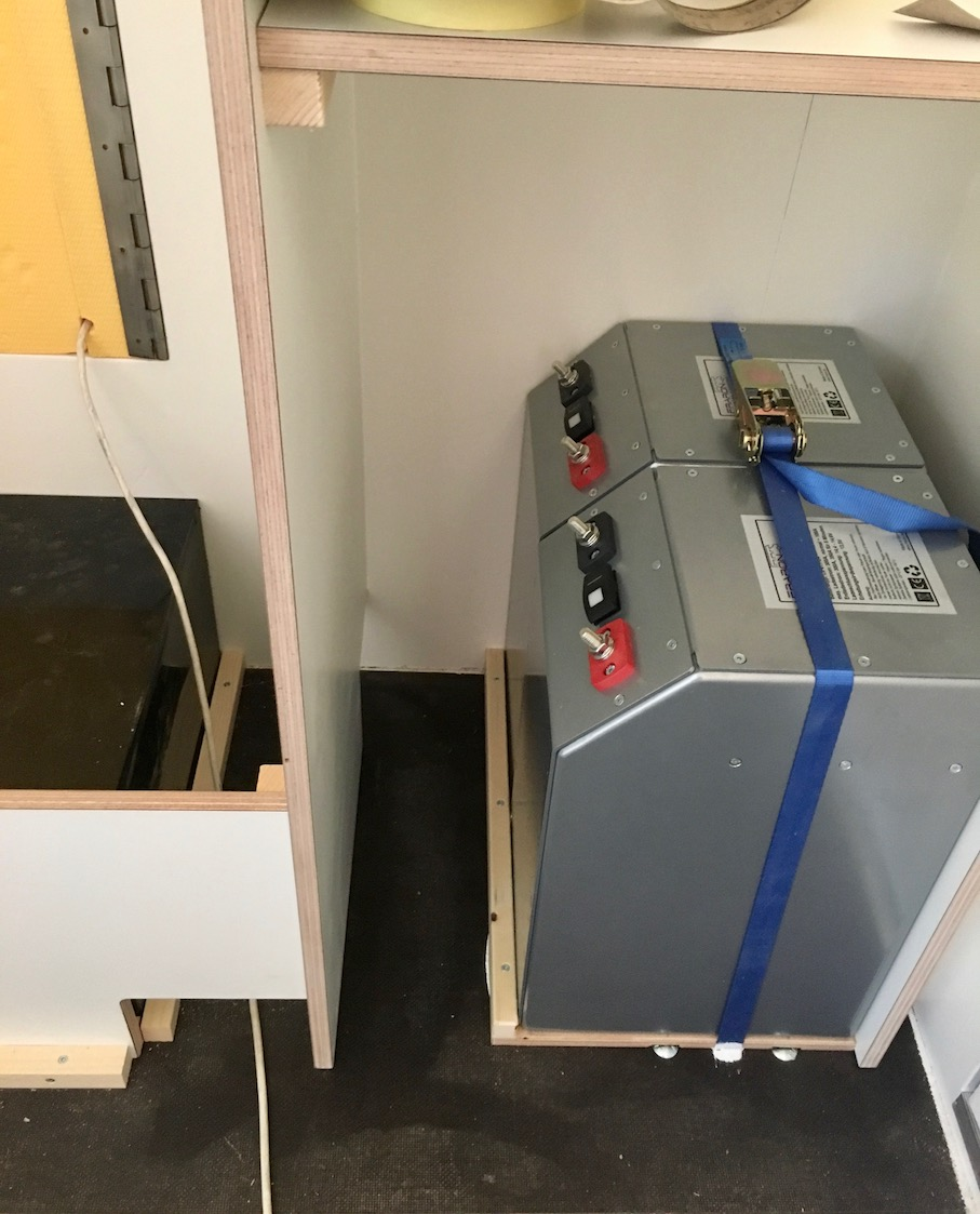 Lithiumionen Batterien von der Fa.Fraron aus Schöllkrippen
