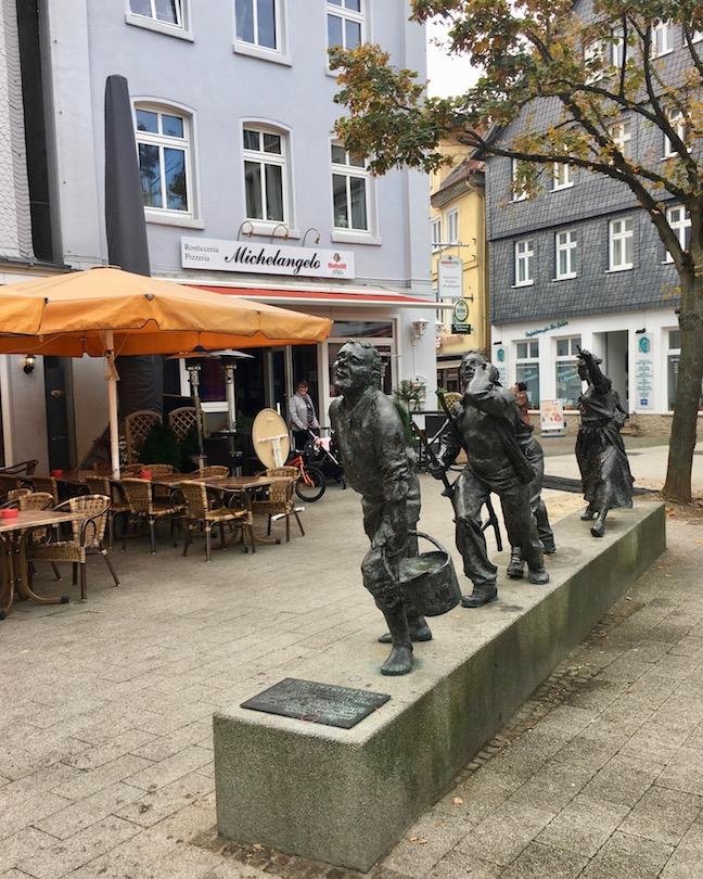 Mückenstürmer Denkmal Bad Hersfeld