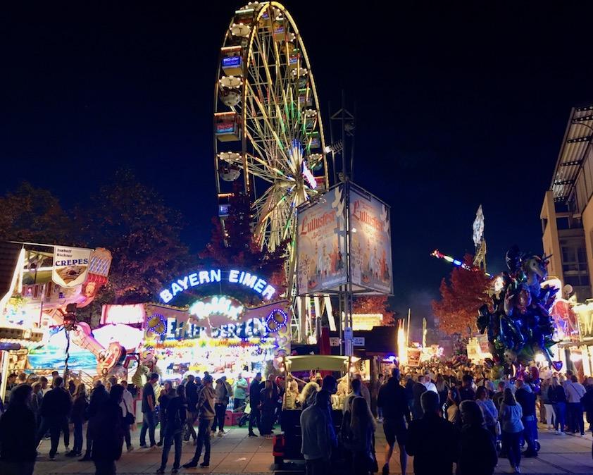 Riesenrad-Lullusfest-2018 Bad Hersfeld