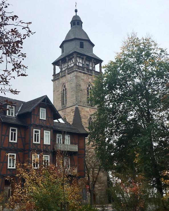 Nikolaiturm in Eschwege
