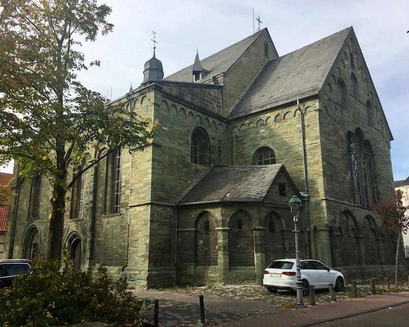 Pfarrkirche-St.Maria-zur-Höhe in Soest