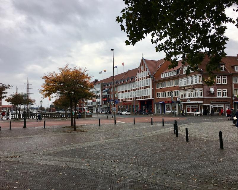 Rathausplatz-Emden