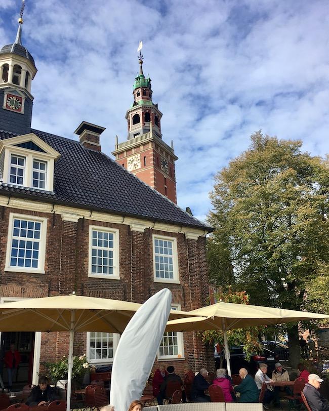 Restaurant zur Alten-Waage in Leer