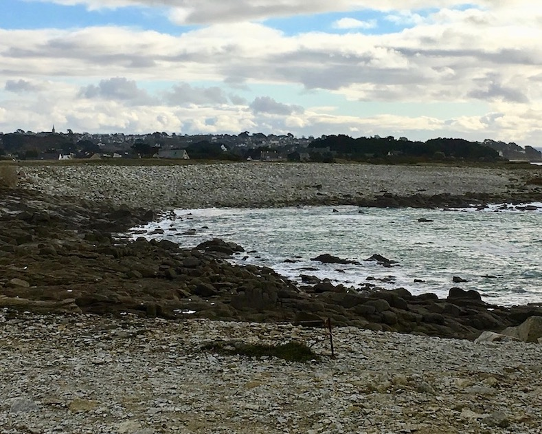 Ferienhäuser Ile Grande La-Côte-de-Granit-Rose Bretagne Frankreich