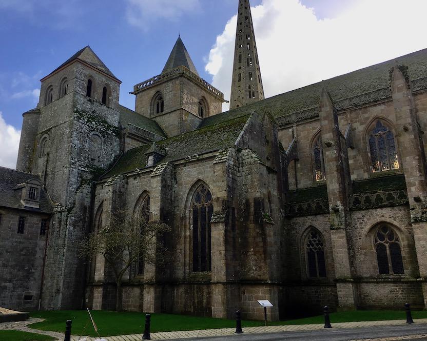 Kathedrale Saint-Tugdual Tréguier
