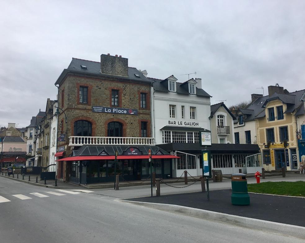 Lokale Cancale Bretagne