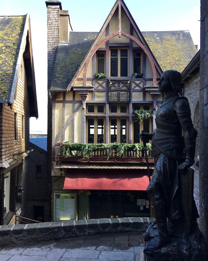 Restaurant Terrasses de la Baie Le Mont-Saint-Michel Normandie Frankreich