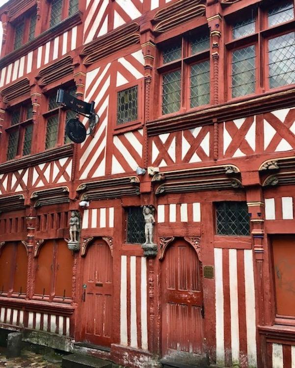 Haus Ti Koz in Rennes Bretagne