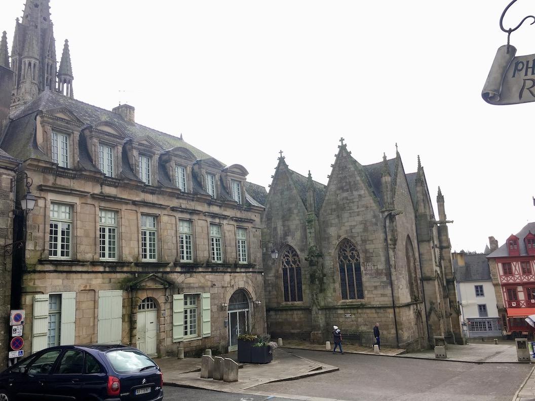 Josselin Basilique Notre-Dame du Roncier
