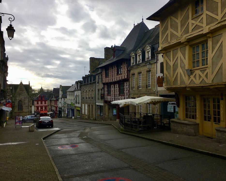 Josselin Rue Olivier de Clisson Alstadt