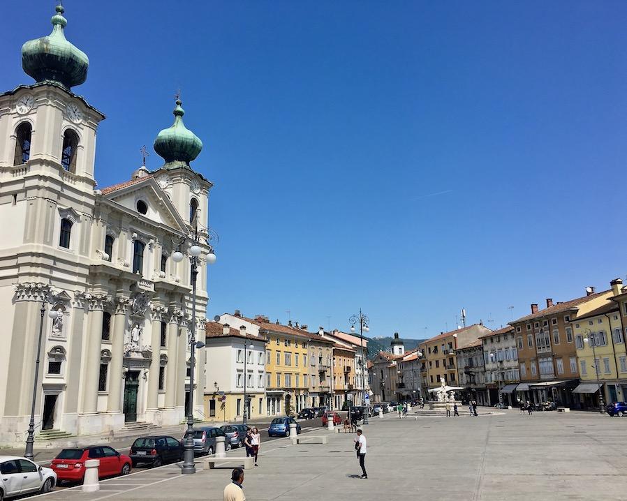 Altstadt von Görz Gorizia