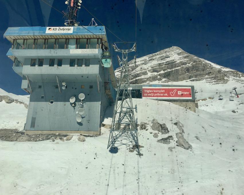 Bergstation Kanin