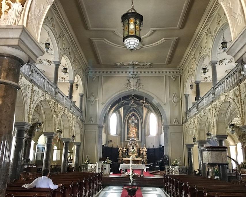 Duomo di Sant Ilario e Taziano Innenraum