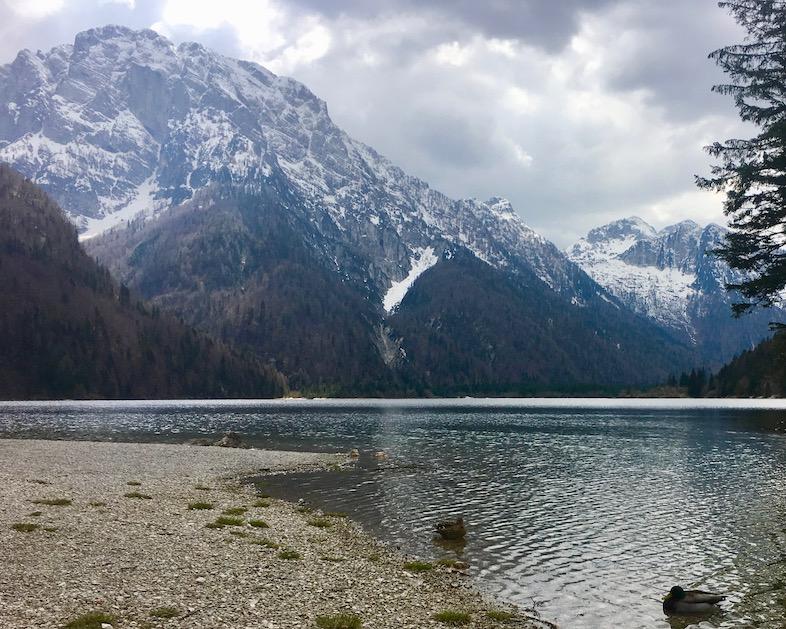Impressionen vom Raibler See