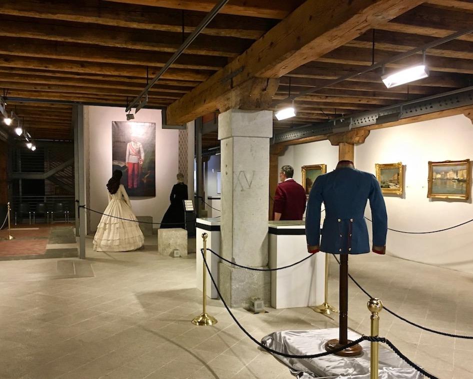 Kaiser Franz Josef I. Ausstellung Görz