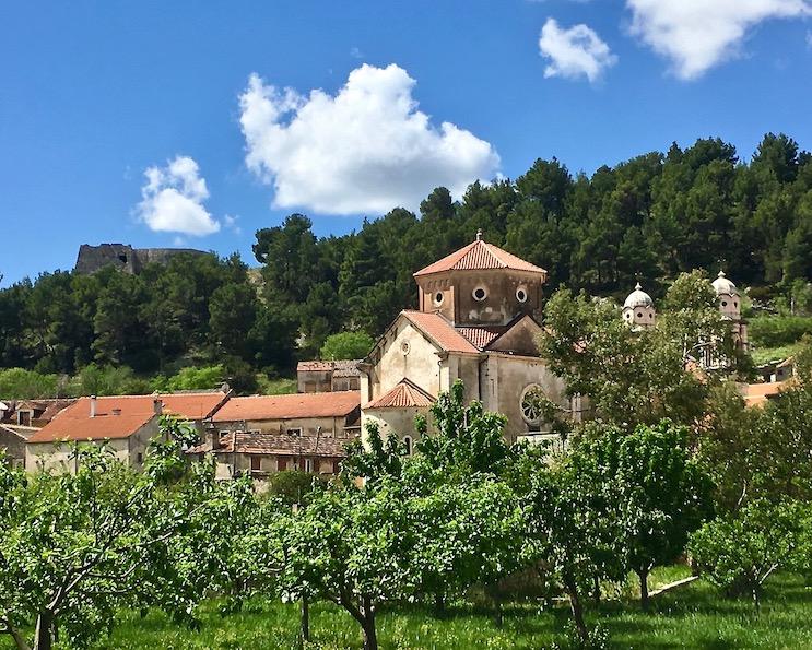 Orthodoxe Kirche von St. Spiridon in Skradin Kroatien