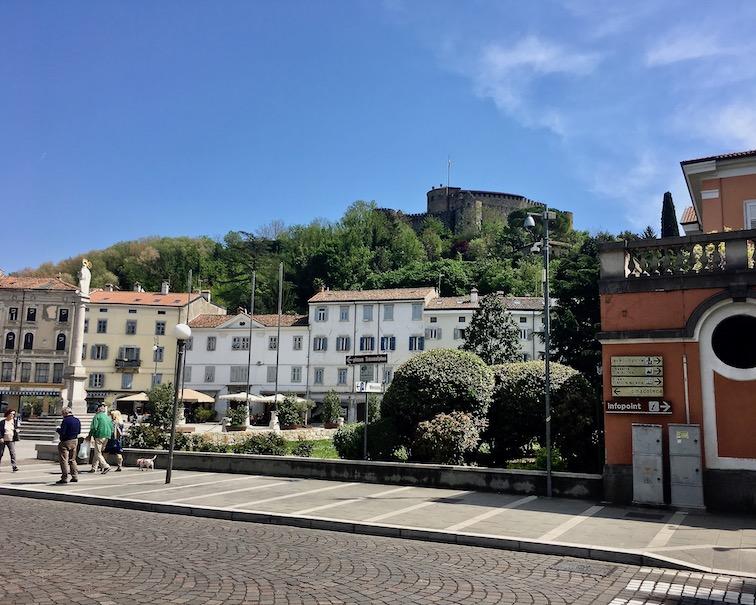 Schloss von Görz
