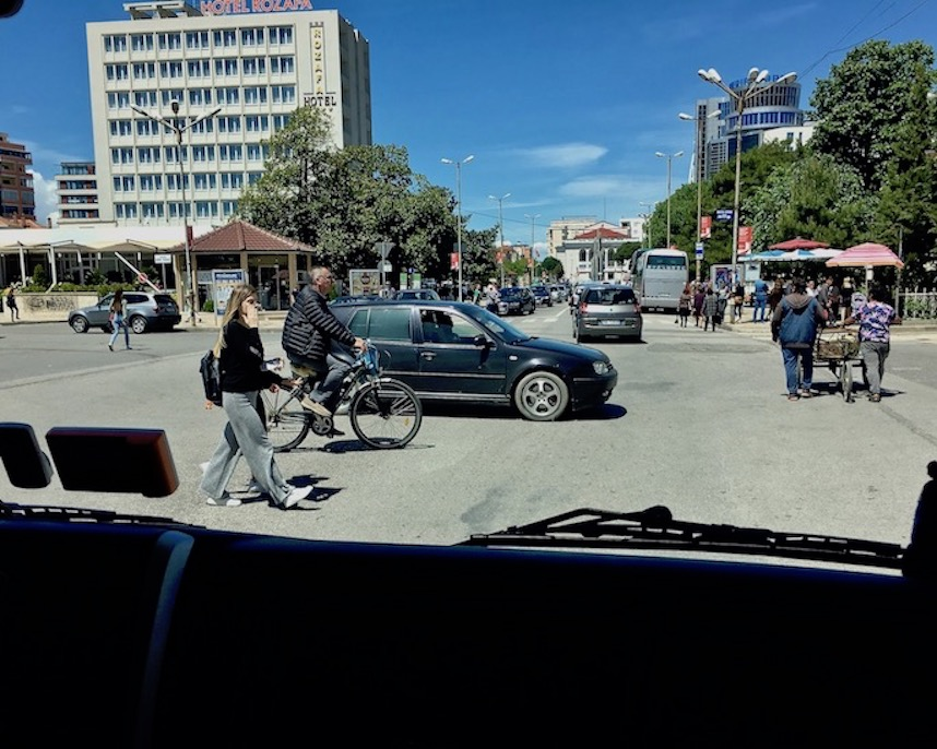 Verkehr in Albanien