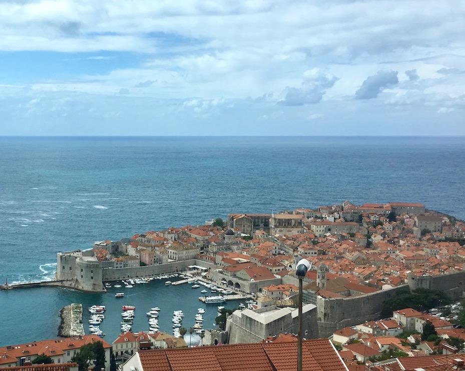 Alter Hafen Dubrovnik Kroatien
