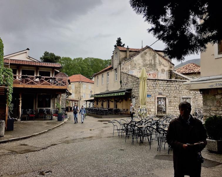 Altstadt Trebinje Bosnien-Herzegowina