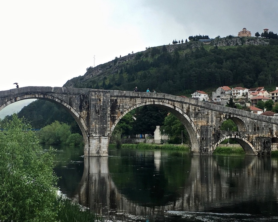 Arslanagic Brücke - Perovica Brücke in Trebinje Bosnien-Herzegowina