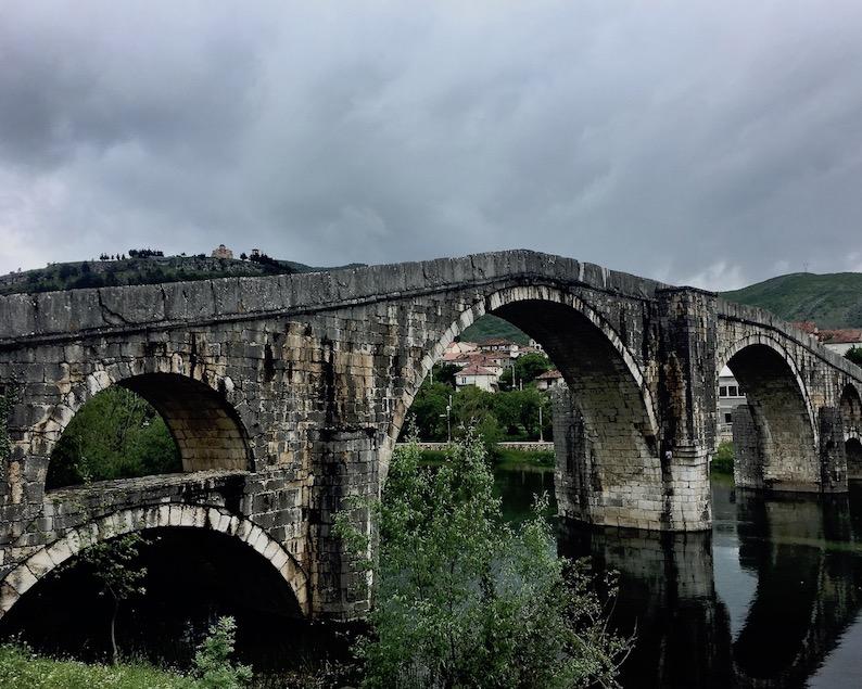 Arslanagic-Brücke in Trebinje Bosnien-Herzegowina