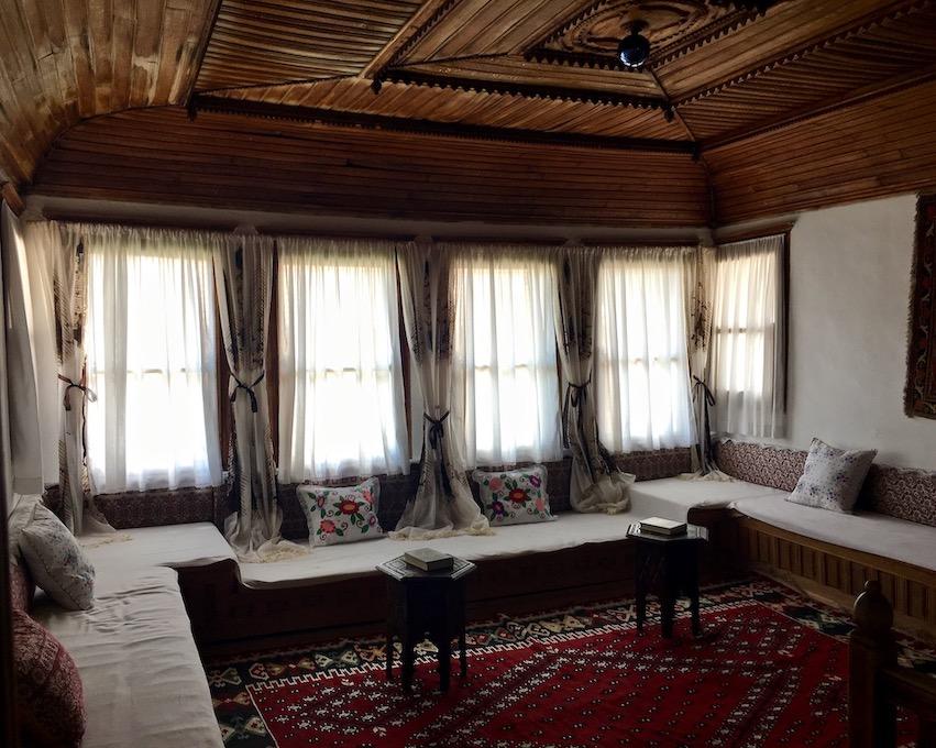 Diwan Versammlungsraum für Frauen Museum Musilbegovic Mostar