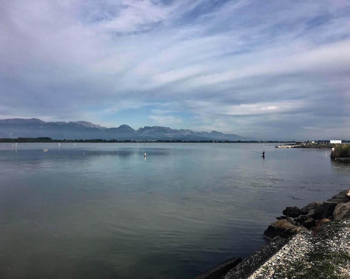 Impression Laguna e Patokut Albanien