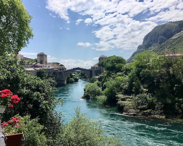 Mostar mit Stari-most