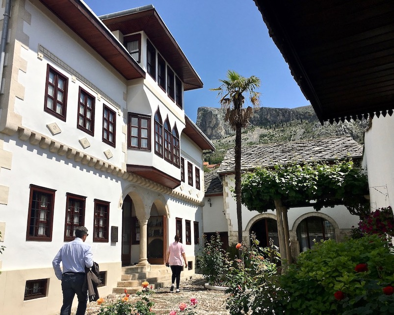 Museum Muslibegovic House in Mostar