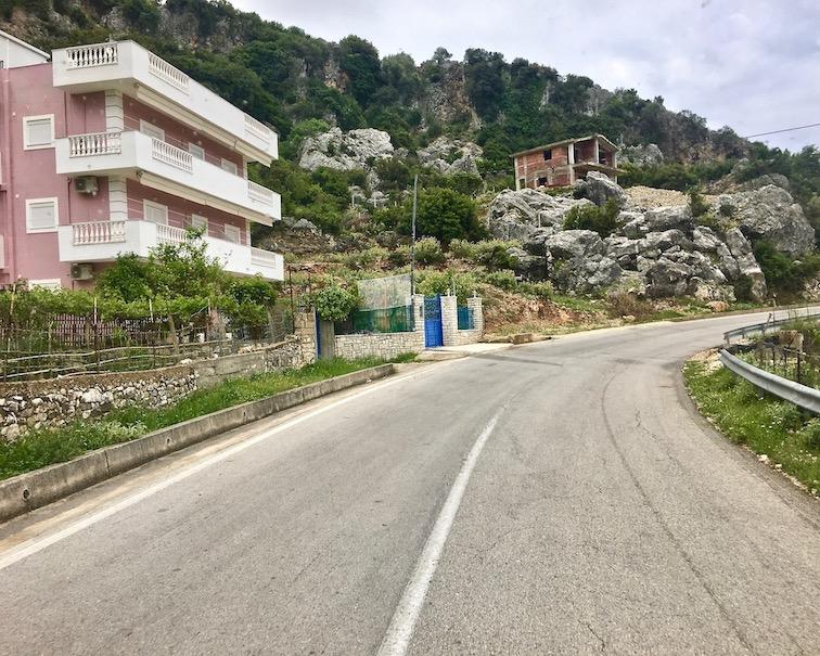 Neubau und Rohbau in Albanien