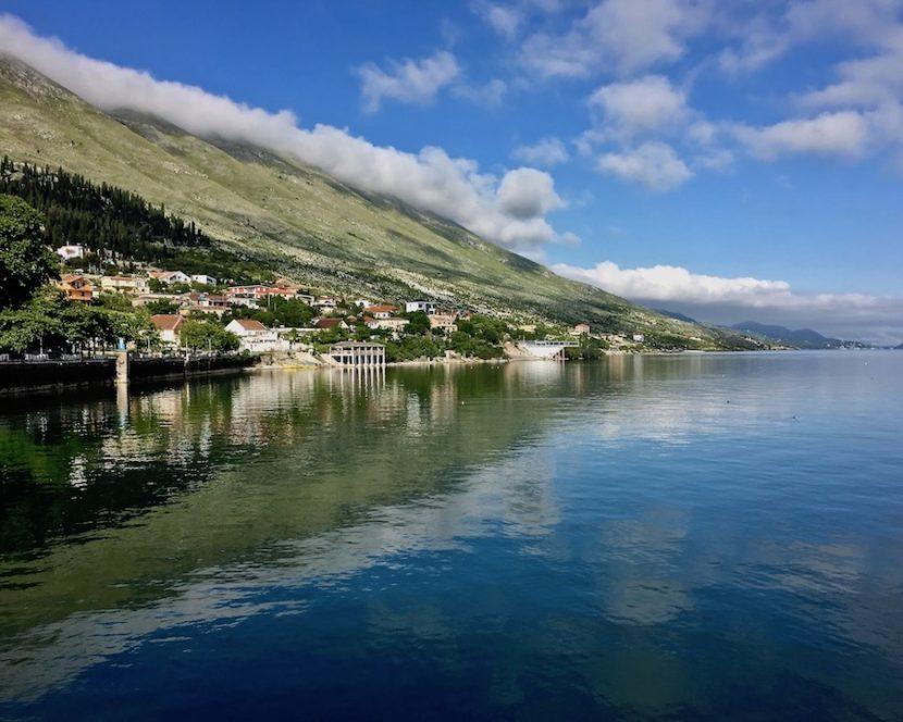 Südwestufer des Skutariesee Albanien
