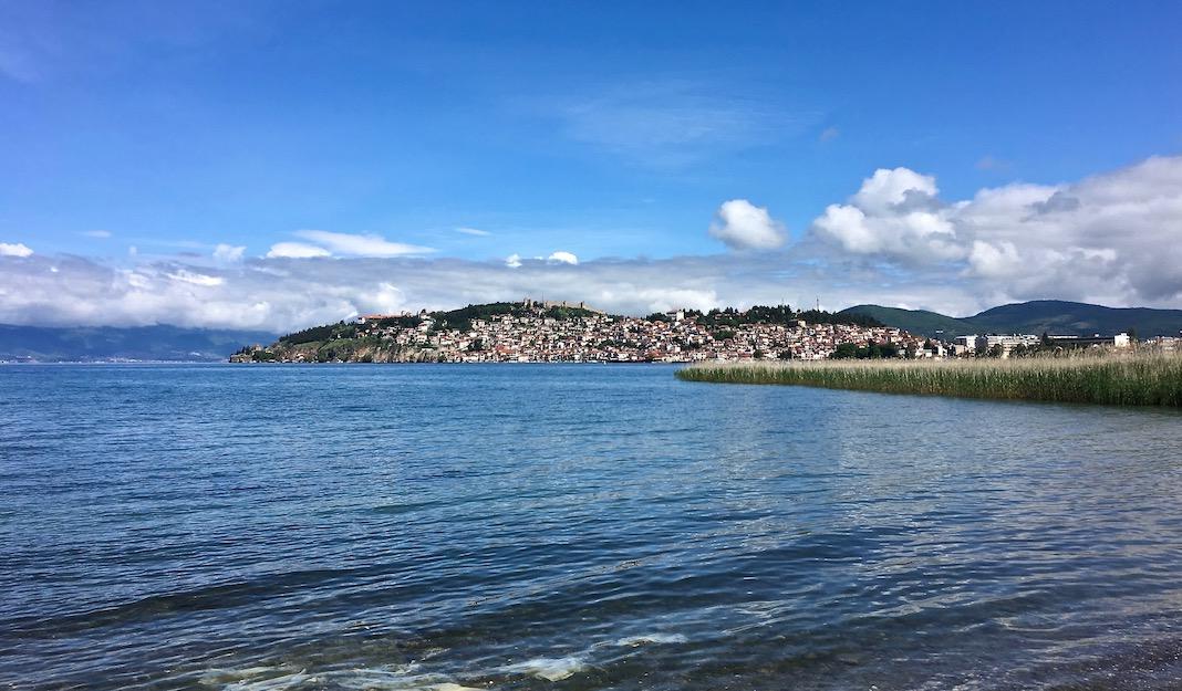 Ohrid am Ohrid-See Nord-Mazedonien