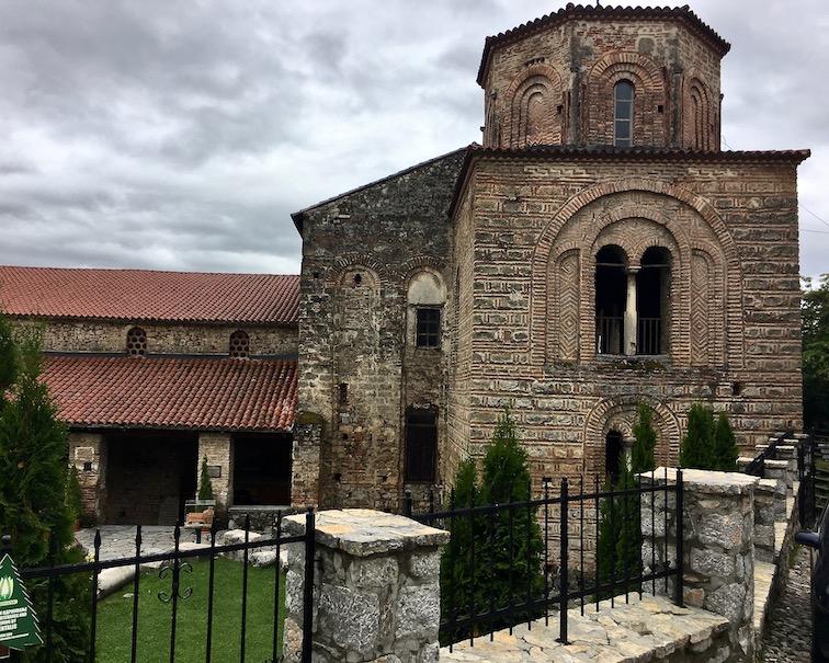Ohrid Ohridsee Nordmazedonien Sophien-Kathedrale Ohrid Mazedonien