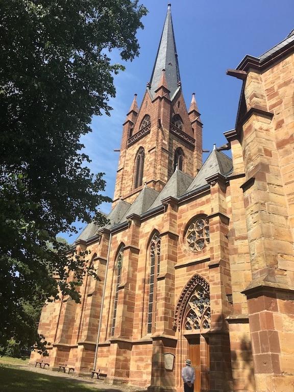 Frankenberg (Eder) gotische Liebfrauenkirche