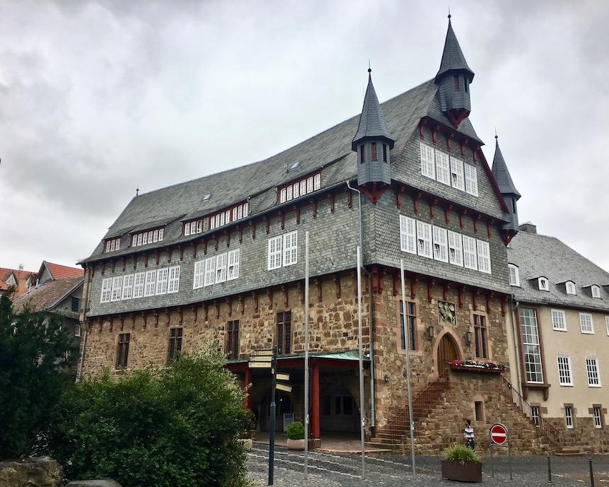 Fritzlar Deutschland Rathaus