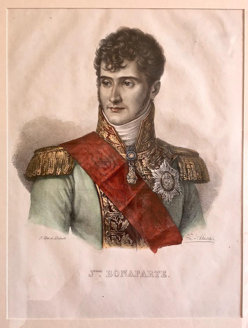 Jerome Bonaparte König von Westfalen 1807-1813
