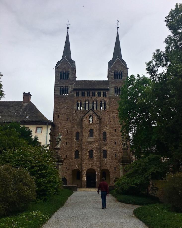 Kloster Corvey Höxter Abteikirche