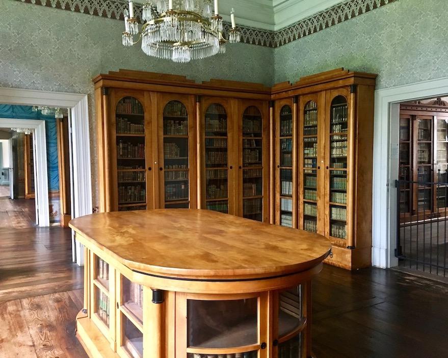 Kloster Corvey Höxter Bibliohek Raum 5