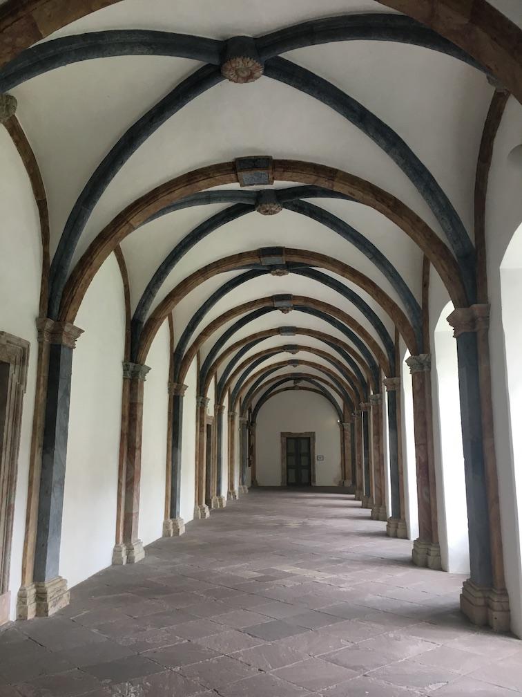 Kloster Corvey Höxter Kreuzgang