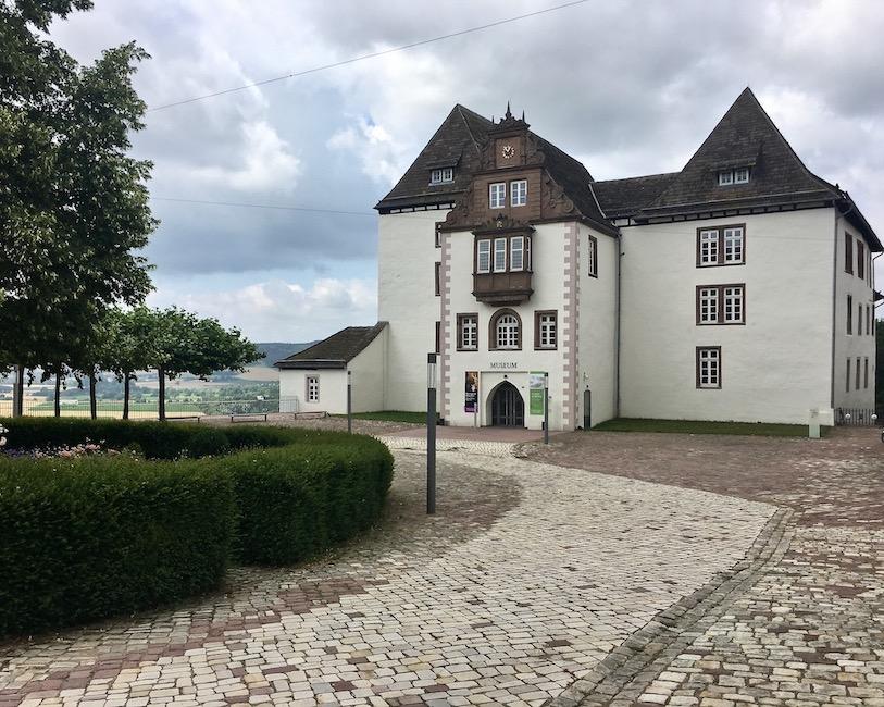 Schloss Fürstenberg/Weser Deutschland Porzellan-Museum