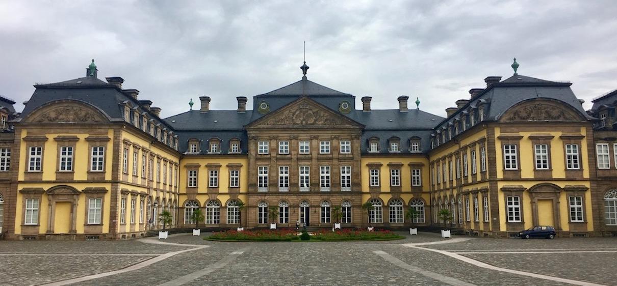 Bad Arolsen Residenzschloss Deutschland