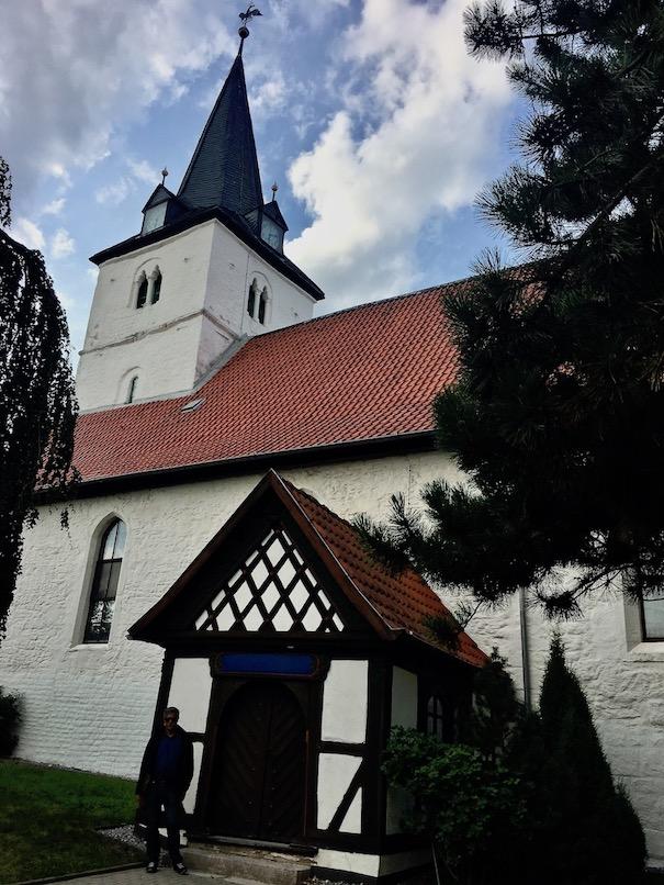 Bad Sachsa Kirche St.Nikolai