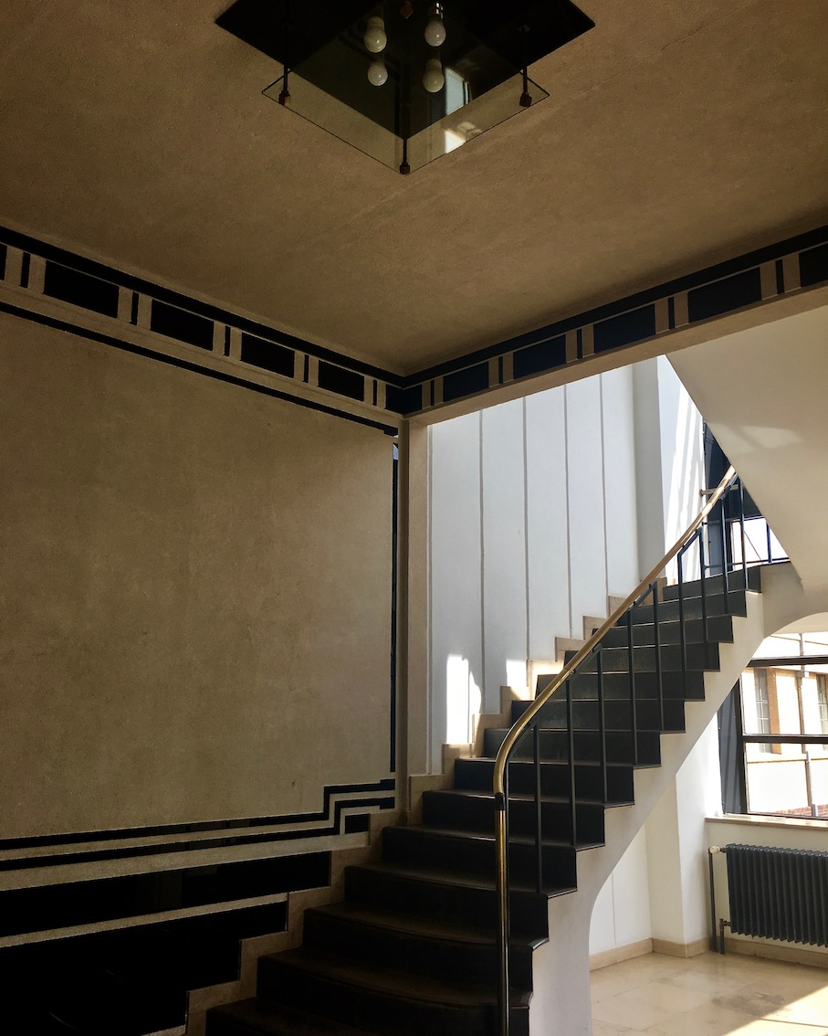 Fagus Werk Alfeld (Leine) Bauhaus-Treppenhaus Weltkulturerbe