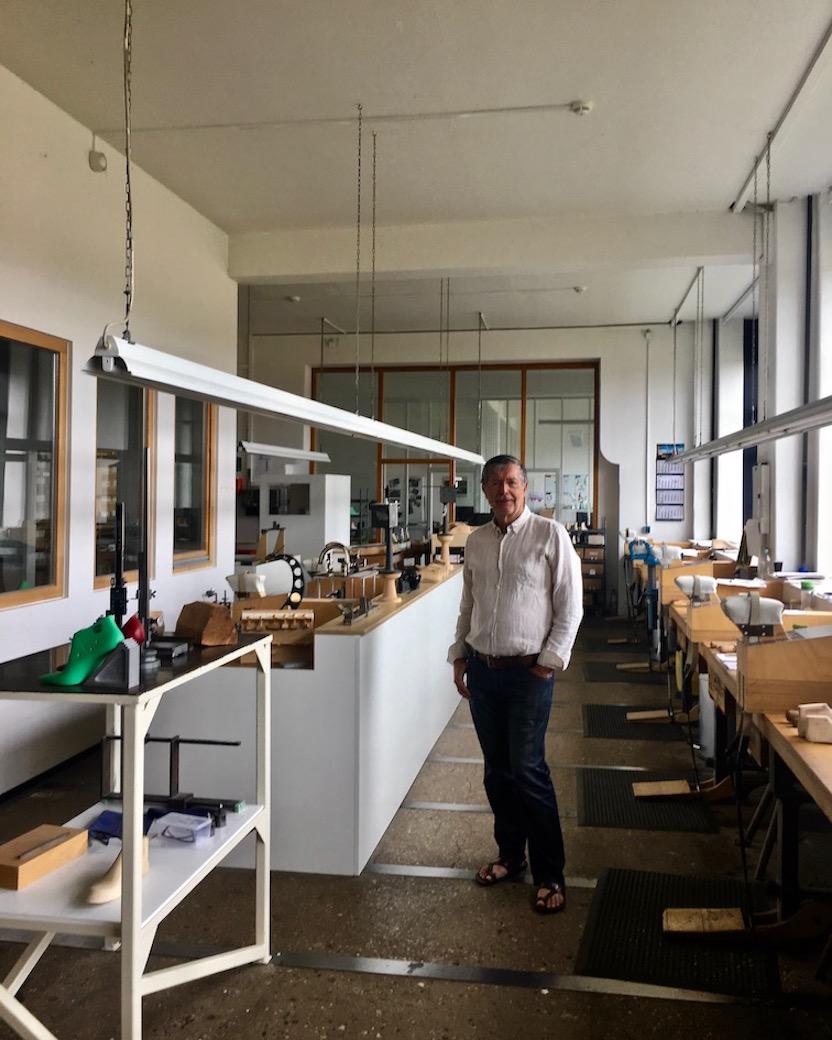 Fagus Werk Alfeld (Leine) Produktionsraum Weltkulturerbe