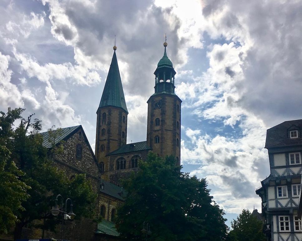 Goslar Marktkirche St.Cosmas und Damian Deutschland