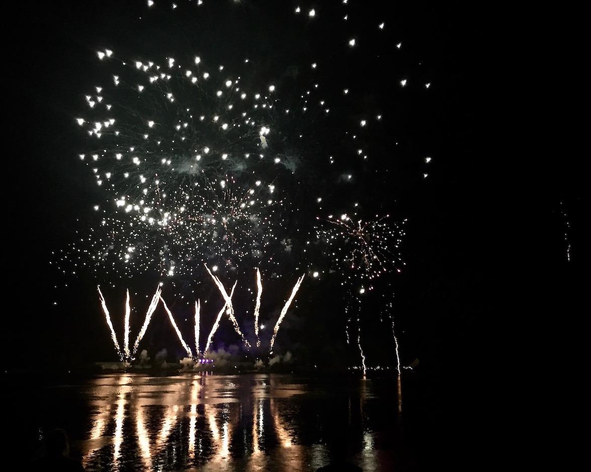 Hildesheim Feuerwerk3 OlympiaCamp 2019