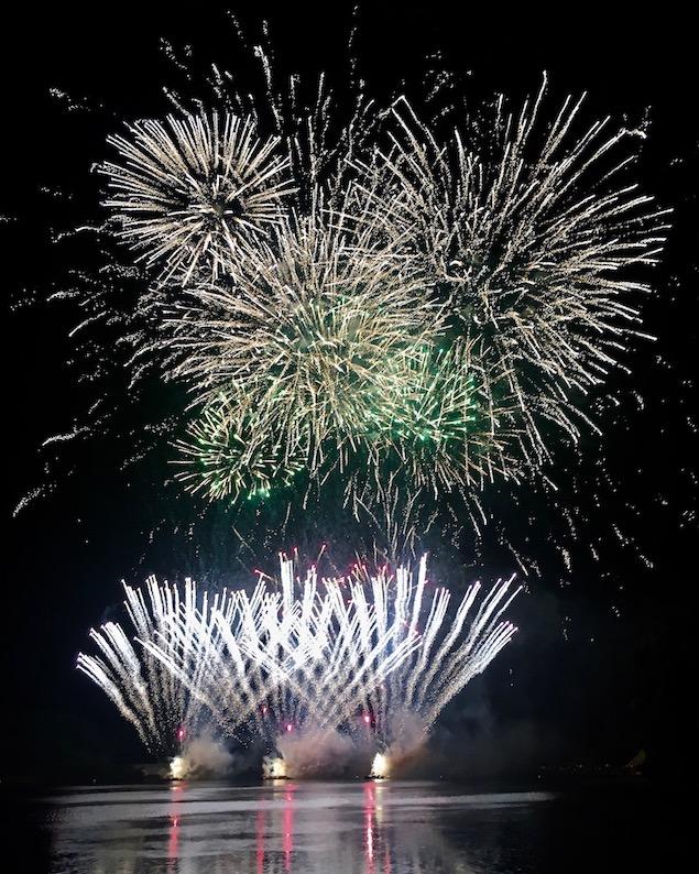 Hildesheim Feuerwerk5 OlympiaCamp 2019