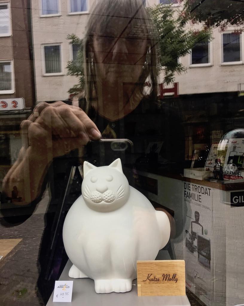 Hildesheim Katze Molly