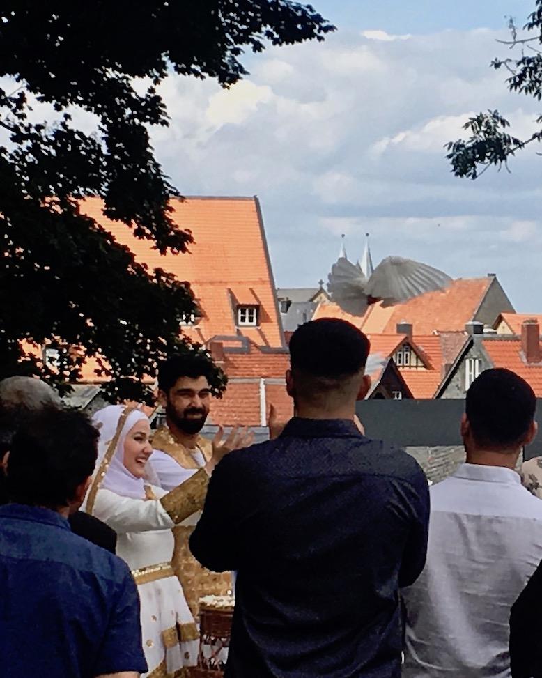 Hochzeit Kaiserpfalz